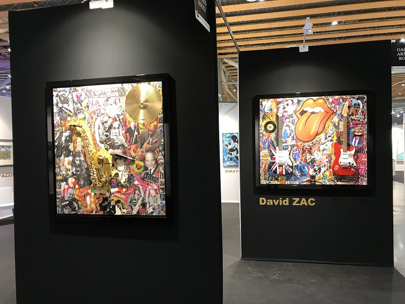 Interview David Zac France 3 Lille Art Up 2018