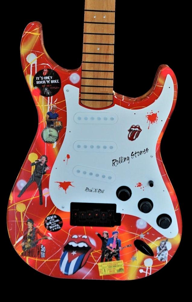 Fender Make History: Stones: Serial: 200320031