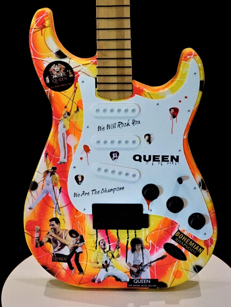 Fender Make History: Queen: Serial 170820012